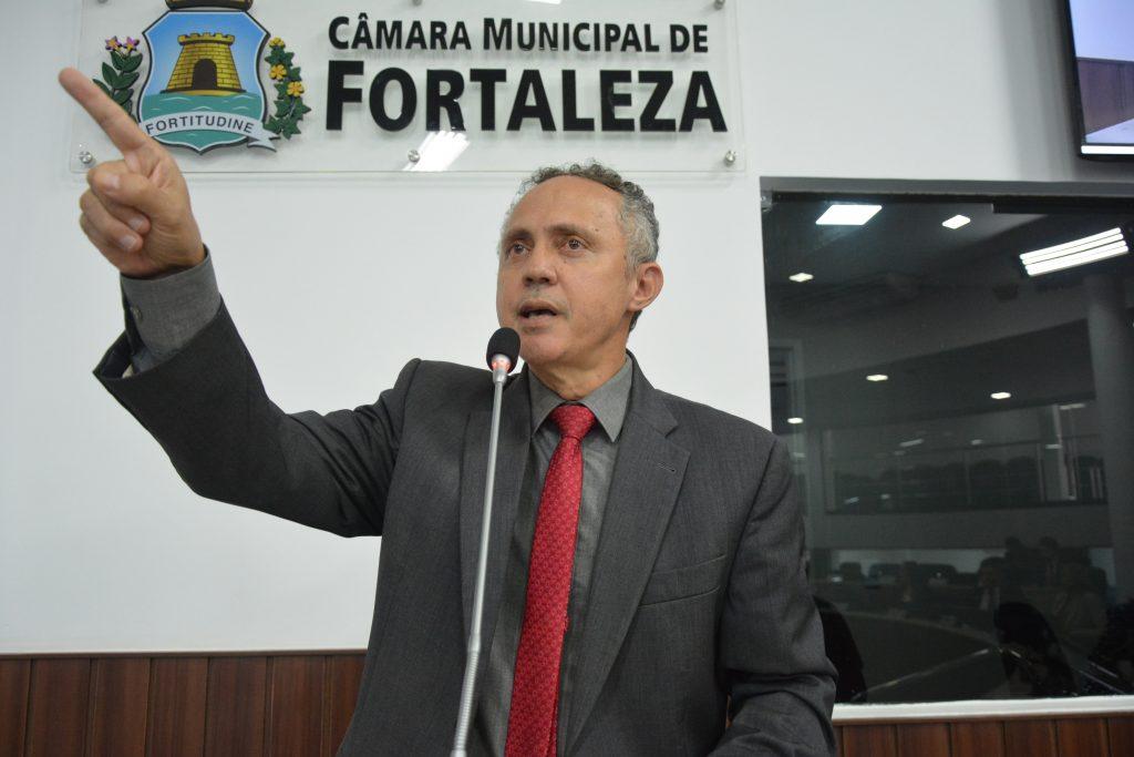 Vereador Evaldo Lima