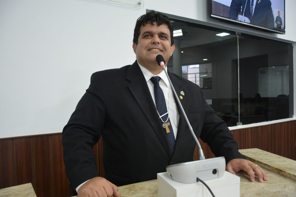 Vereador Jorge Pinheiro