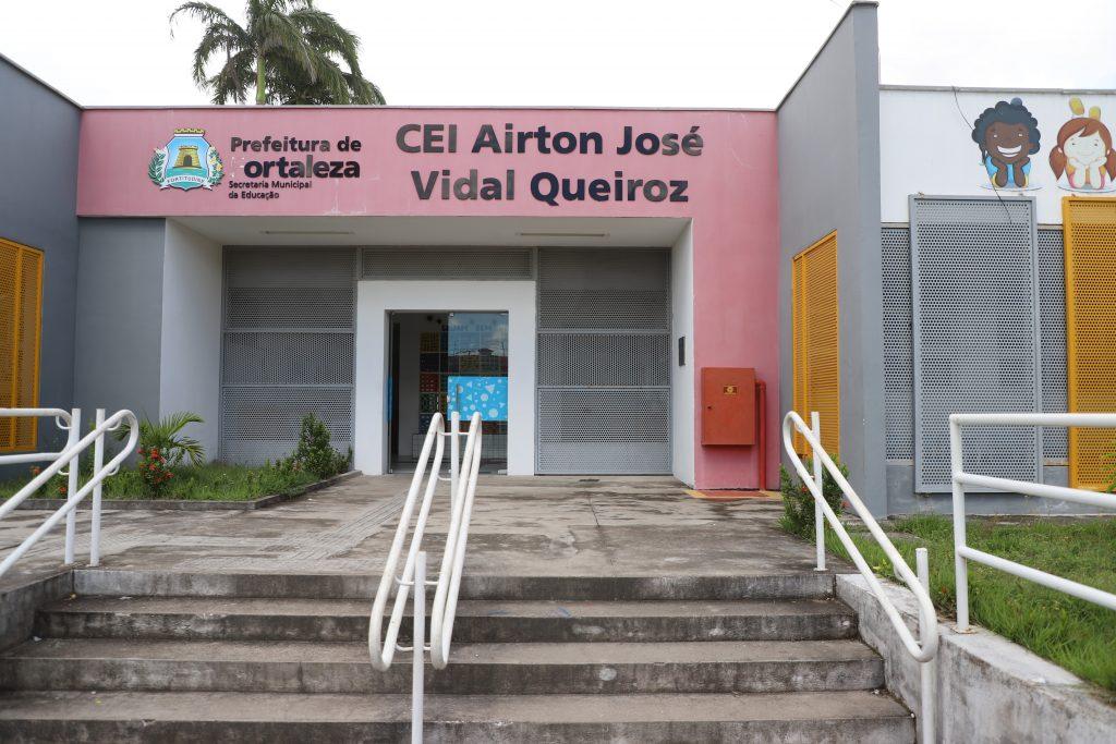 Centro de Educação Infantil Airton José Vidal Queiroz