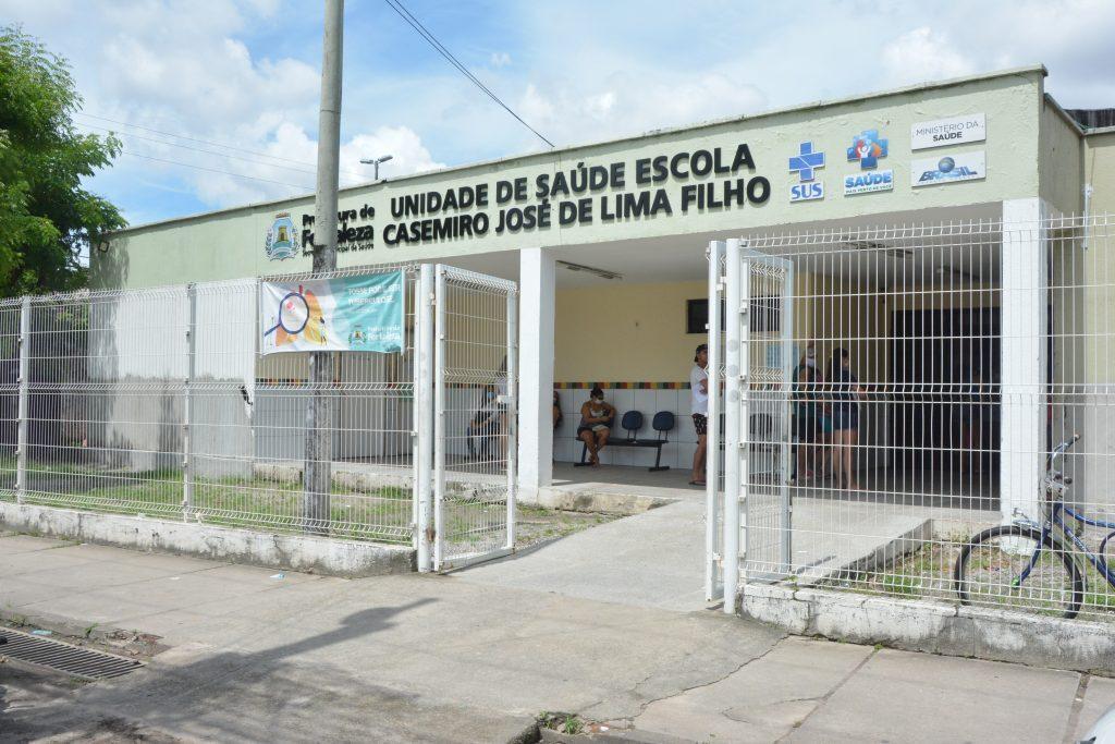 Posto de saúde Casemiro José de Lima Filho