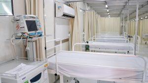 Respiradores/leitos - Foto: SMS
