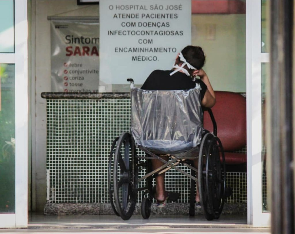 hospital São José - Foto: Mateus Dantas