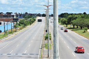 Movimentação nas ruas de Fortaleza