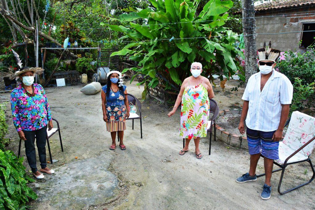 Comunidade indígena TAPEBAS