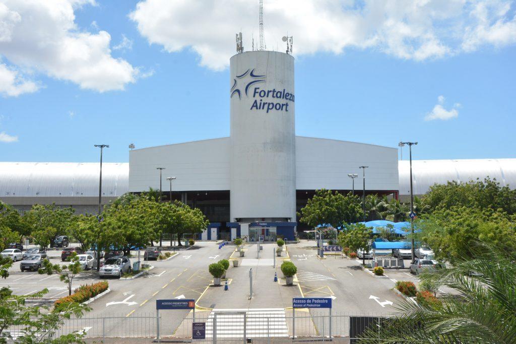 Aeroporto internacional Pinto Martins