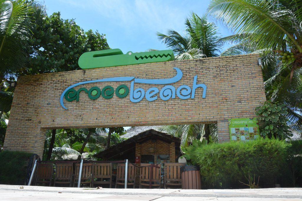 Barracas de praia durante isolamento social