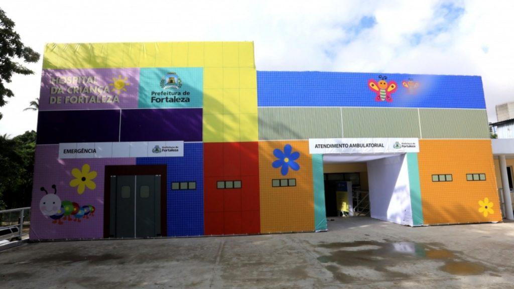 Hospital da Criança - Foto: PMF
