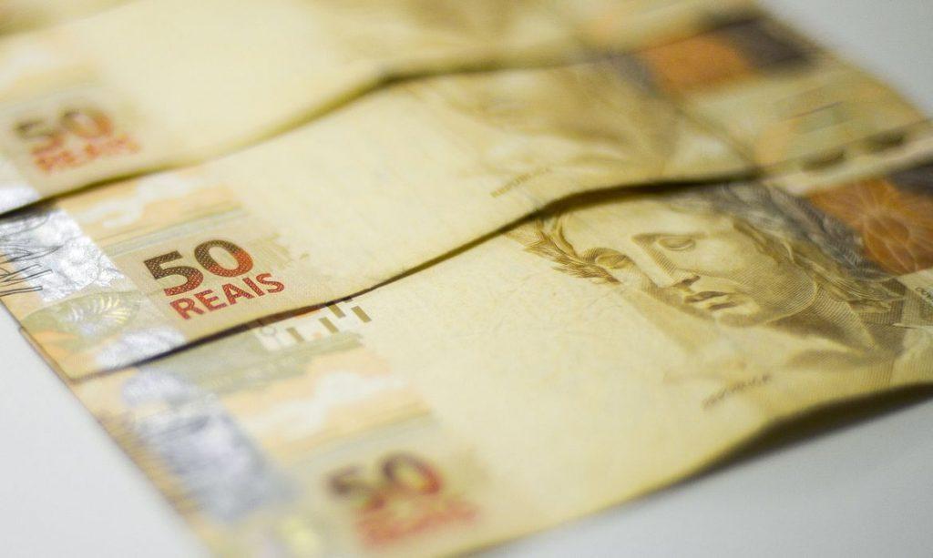 Dinheiro - Foto: Marcello Casal Jr./Agência Brasil