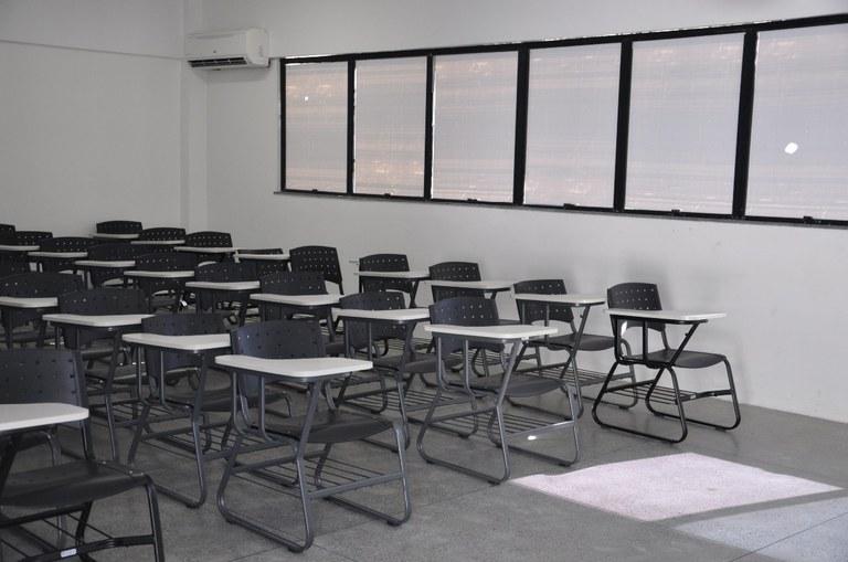 Sala de Aula - Foto : IFCE