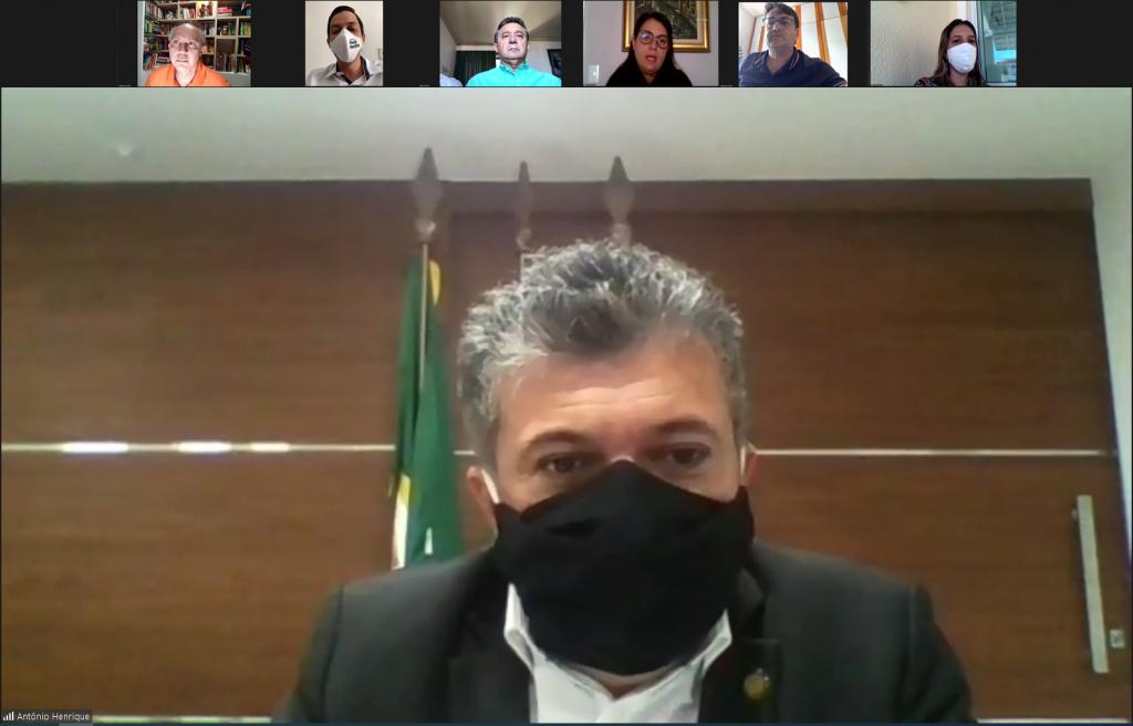 Presidente Antônio Henrique - 6° Sessão Extraordinária Virtual