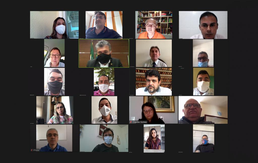 6° Sessão Extraordinária Virtual