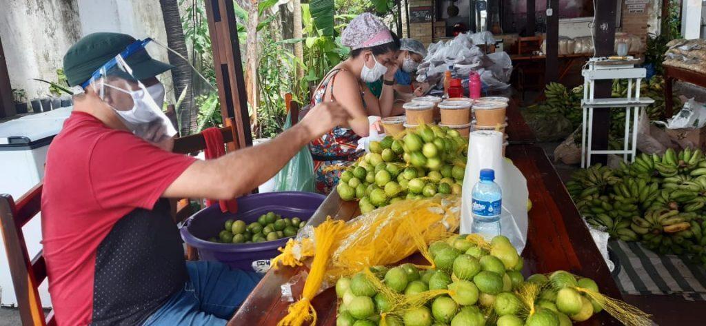 Feira Agrária - Foto: Erandir Santos
