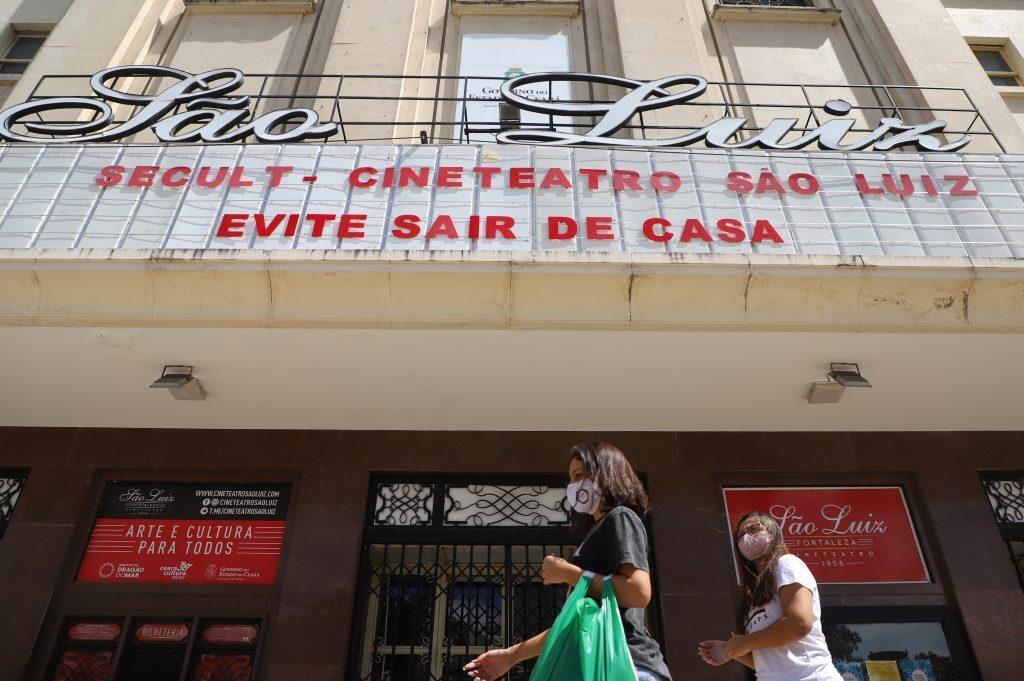 Cineteatro São Luiz - Mateus Dantas