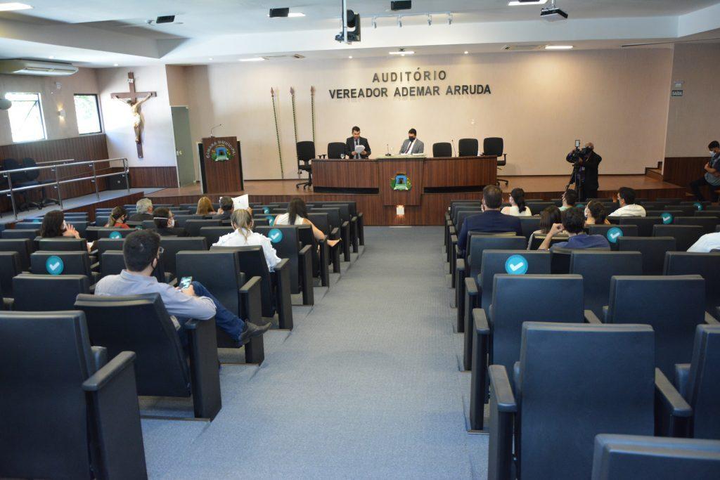 Comissão do Regimento Interno - Foto: Érika Fonseca