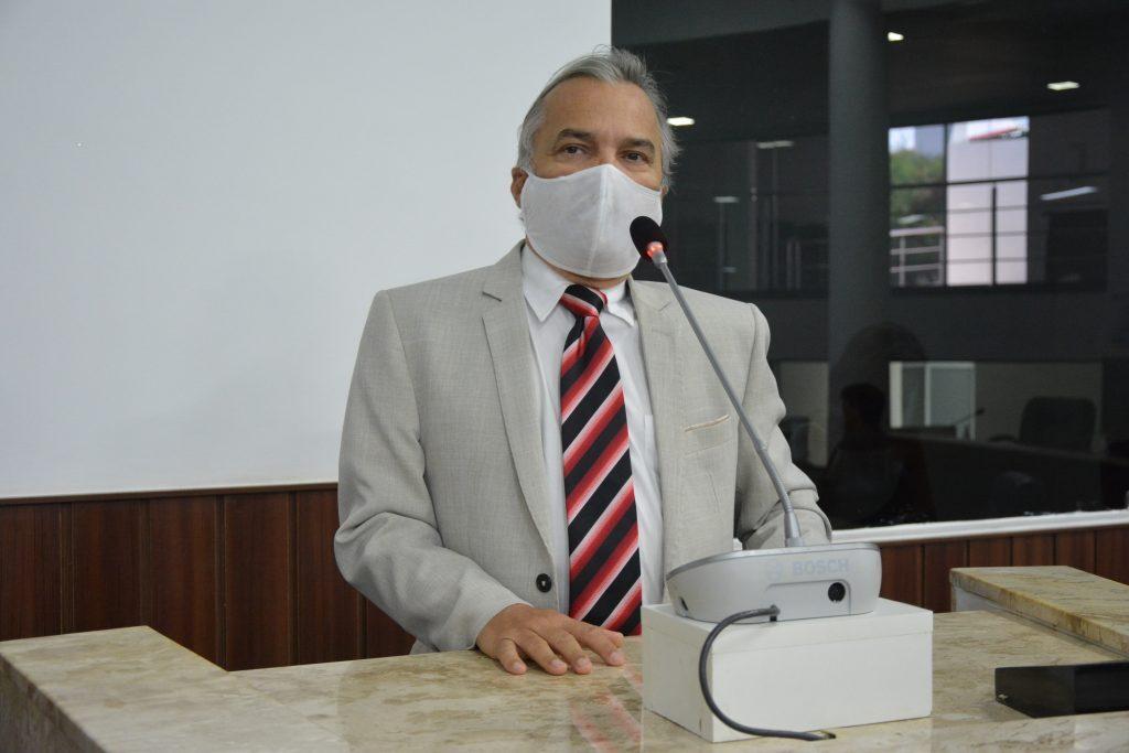 Vereador Dr. Eron Moreira