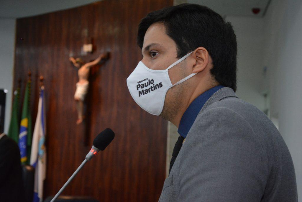Vereador Paulo Martins