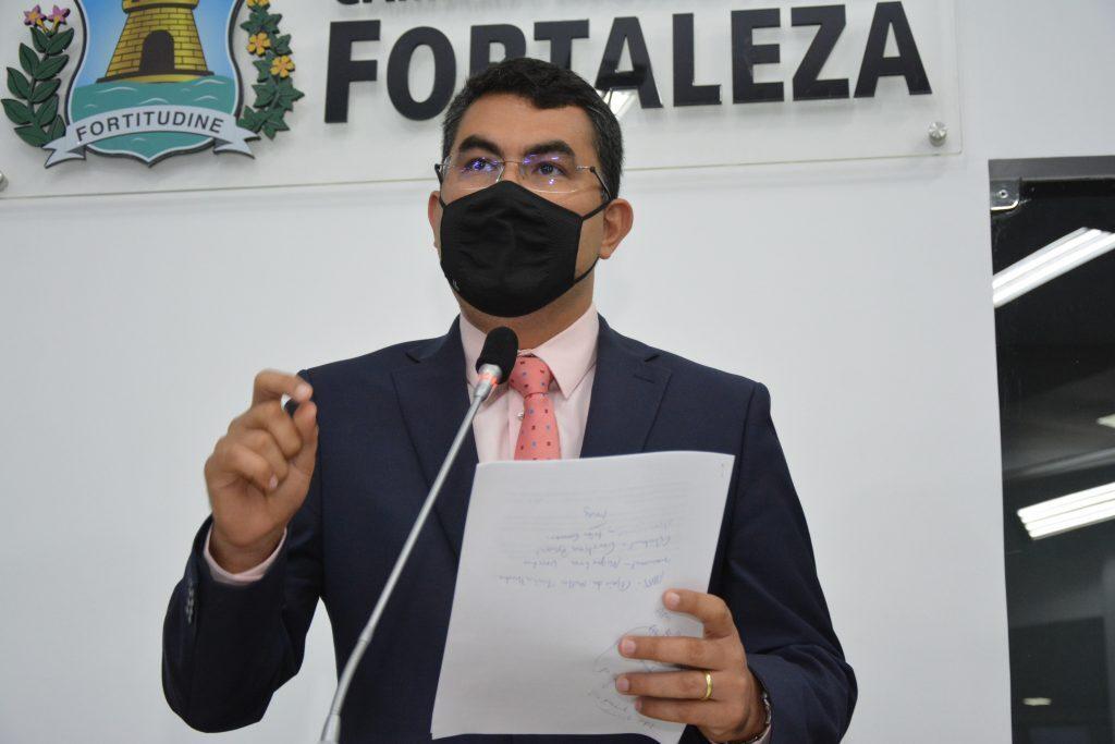 Vereador Iraguassu Filho