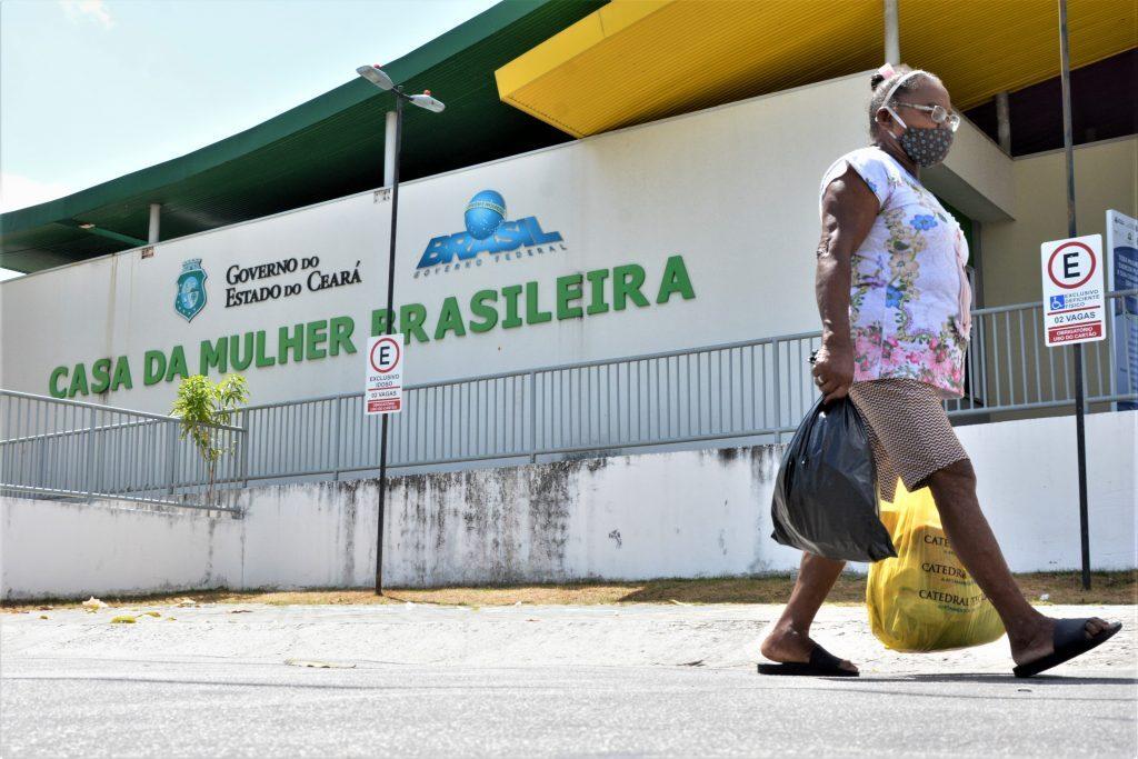 Casa da mulher brasileira - Fortaleza