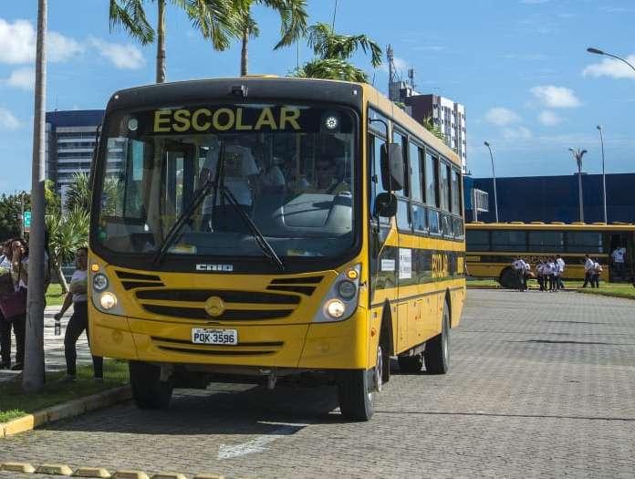 Transporte escolar - Foto: Gov. do Ceará