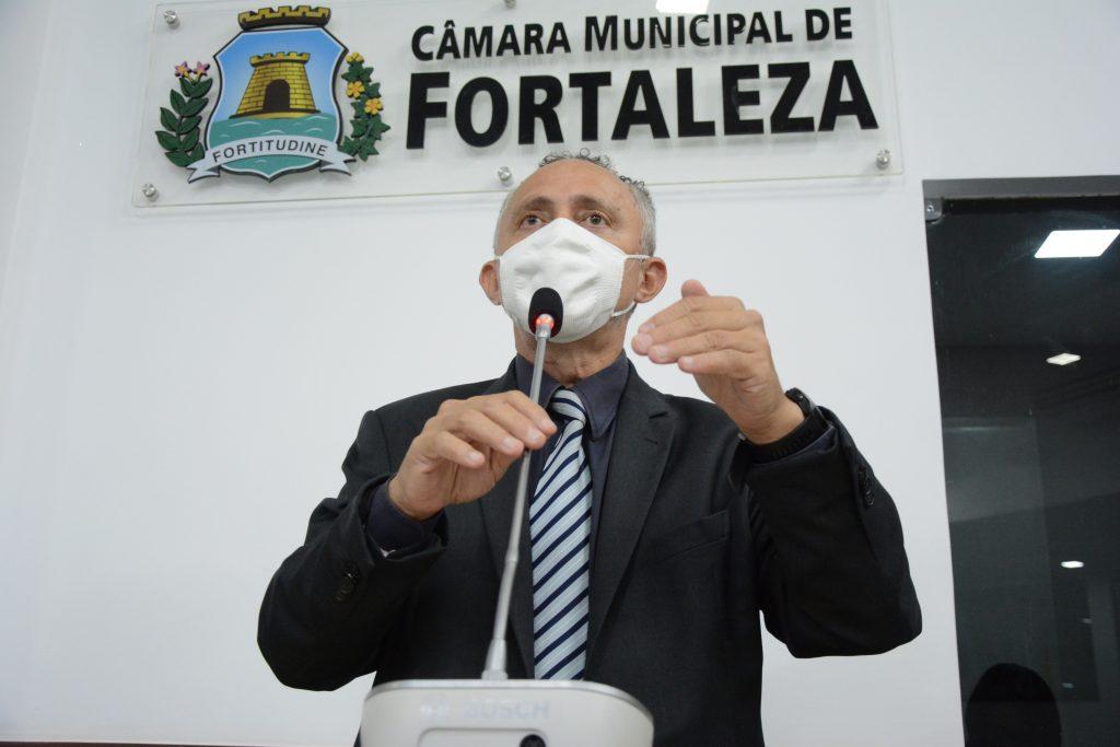 Sessão plenária Vereador Evaldo Lima Data: 03.12.2020 Foto: Érika Fonseca