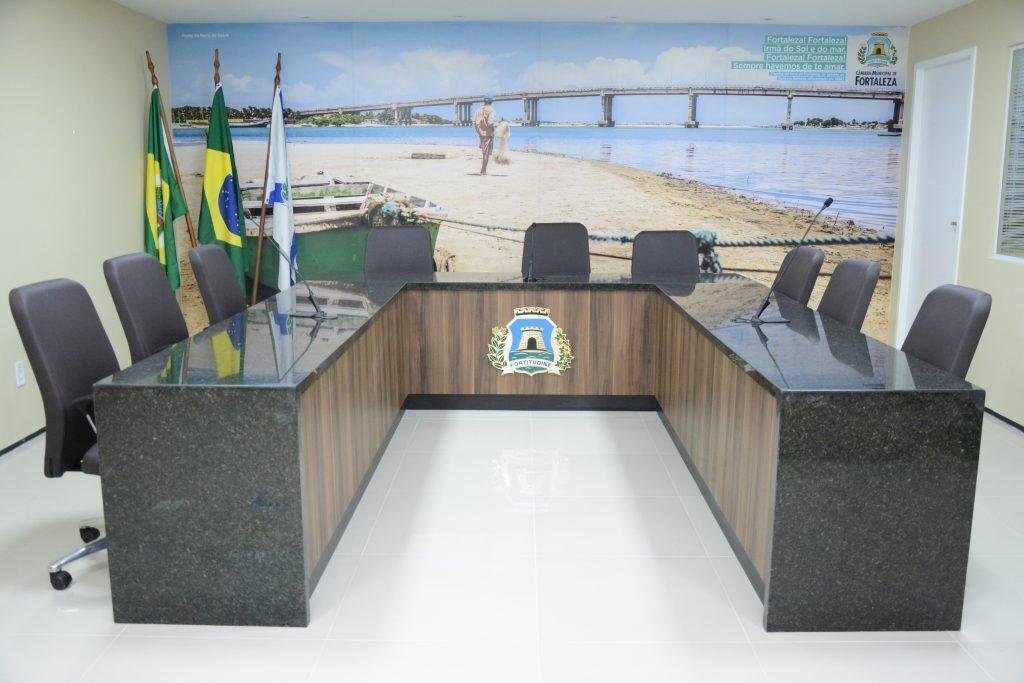 Sala da Comissão - Érika Fonseca