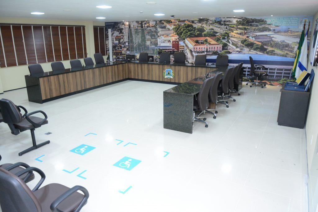 Sala das Comissões - Érika Fonseca