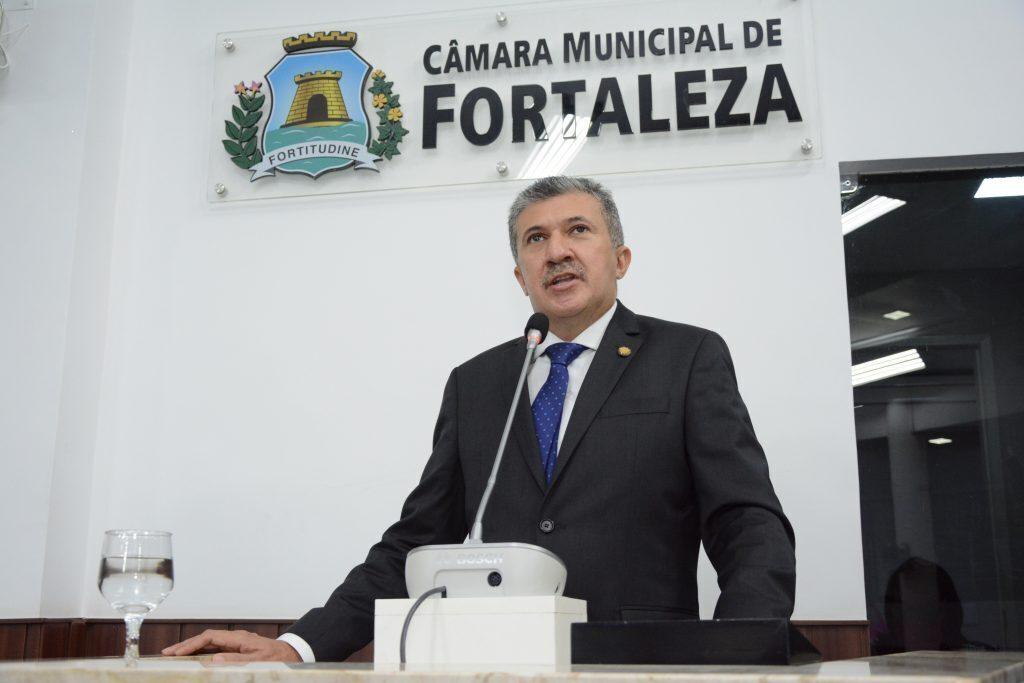 Solenidade de abertura dos trabalhos legislativo Presidente Antônio Henrique Data: 01.02.2021 Foto: Érika Fonseca