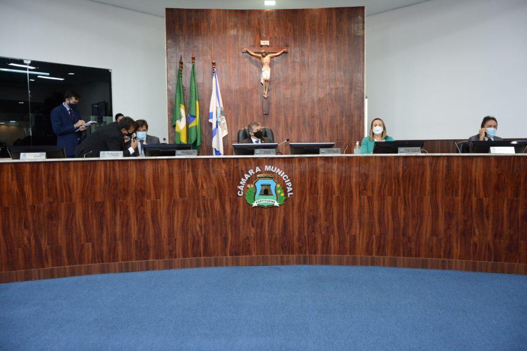 Sessão plenária Data: 17.02.2021 Foto: Érika Fonseca
