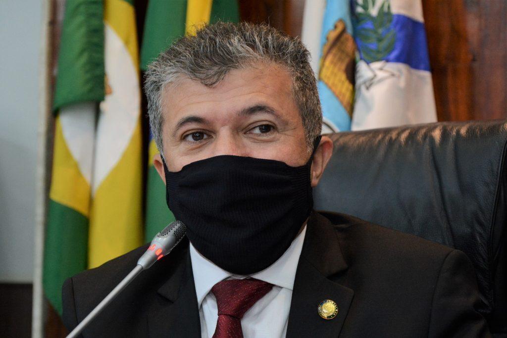 Sessão plenária Presidente Antônio Henrique Data: 02.03.2021 Foto: Érika Fonseca