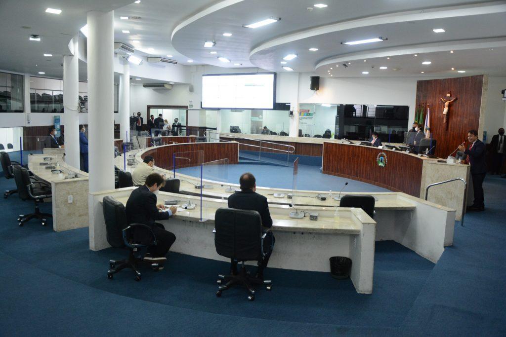 Sessão plenária Data: 09.06.2021 Foto: Érika Fonseca
