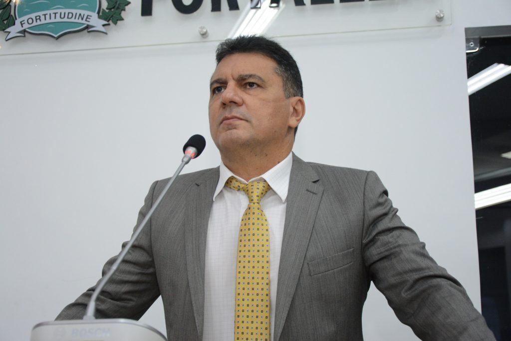 Sessão plenária Vereador Danilo Lopes Data: 10.06.2021 Foto: Érika Fonseca