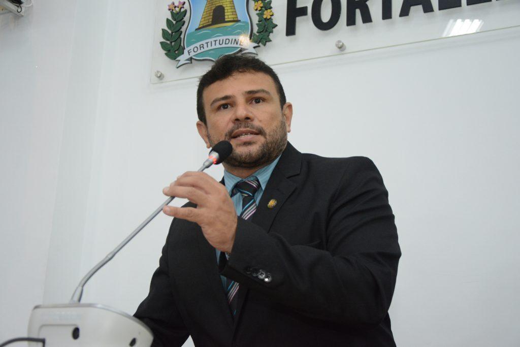 Sessão plenária Vereador Professor Enilson Data: 10.06.2021 Foto: Érika Fonseca