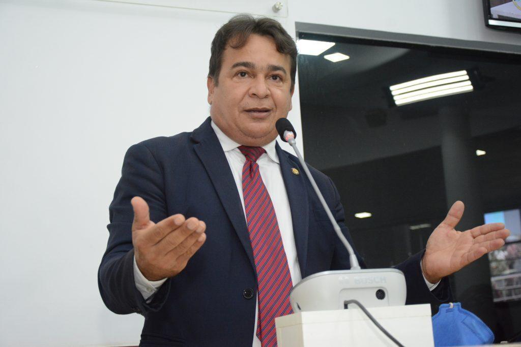 Sessão plenária Vereador Ronivaldo Maia Data: 10.06.2021 Foto: Érika Fonseca