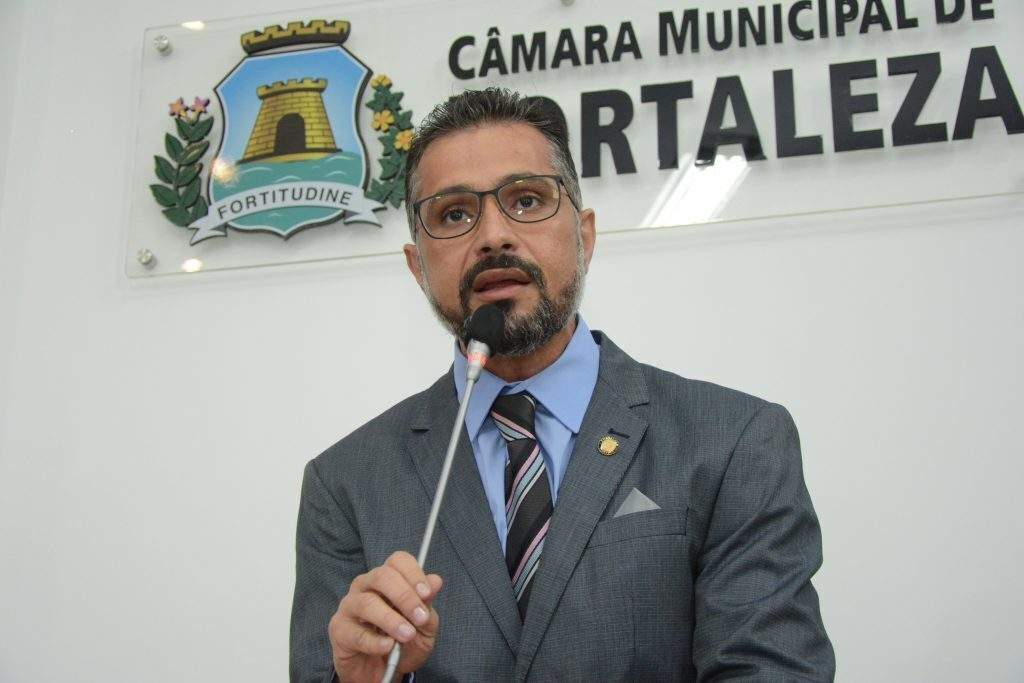Sessão plenária Vereador Luciano Girão Data: 10.06.2021 Foto: Érika Fonseca