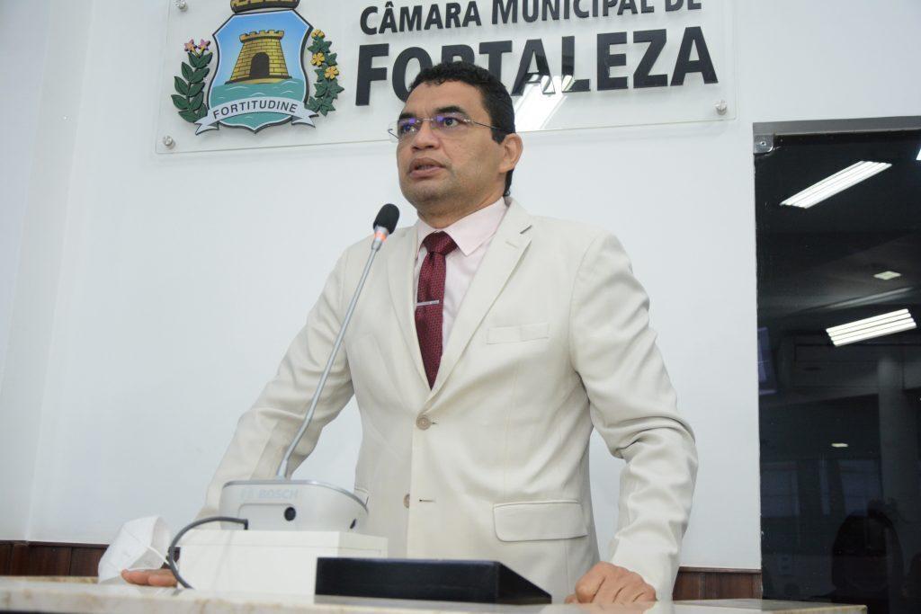Sessão plenária Vereador Sargento Reginauro Data: 17.06.2021 Foto: Érika Fonseca