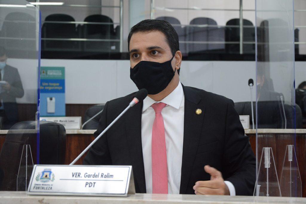 Sessão plenária Vereador Gardel Rolim Data: 11.08.2021 Foto: Érika Fonseca