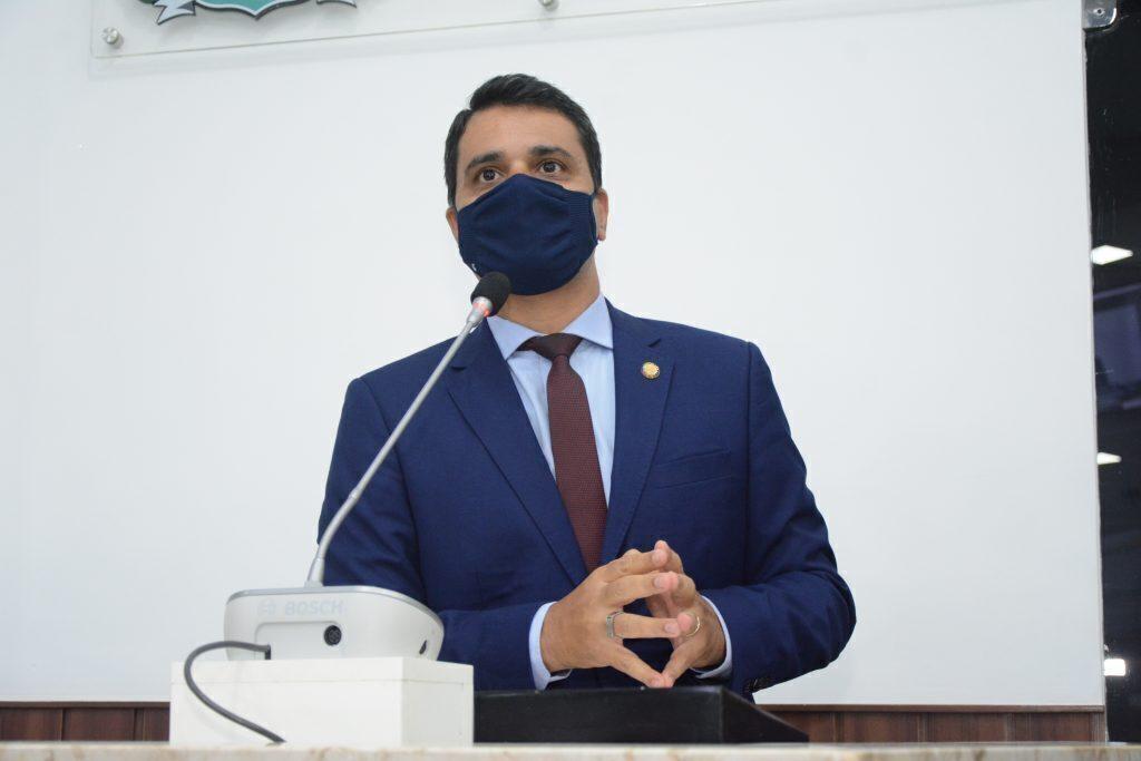Sessão plenária Vereador Gardel Rolim Data: 18.08.2021 Foto: Érika Fonseca