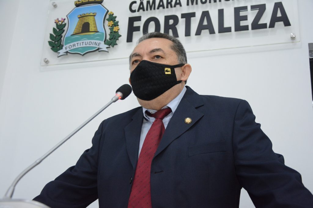 Sessão plenária Vereador Dr. Vicente Data: 18.08.2021 Foto: Érika Fonseca
