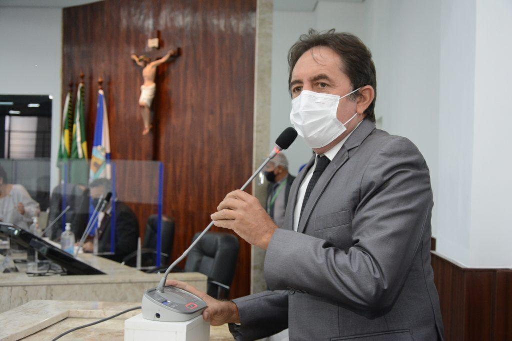 Sessão plenária Vereador Adail Júnior Data: 18.08.2021 Foto: Érika Fonseca