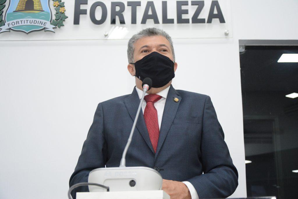 Sessão plenária Presidente Antônio Henrique Data: 19.08.2021 Foto: Érika Fonseca