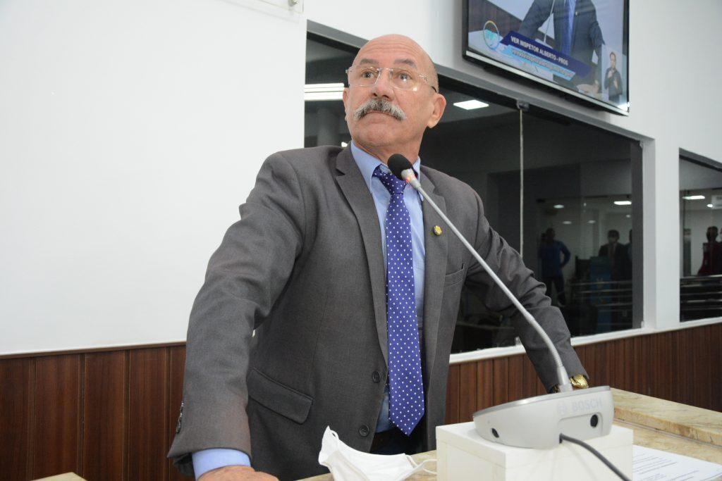 Sessão plenária Vereador Inspetor Alberto Data: 25.08.2021 Foto: Érika Fonseca