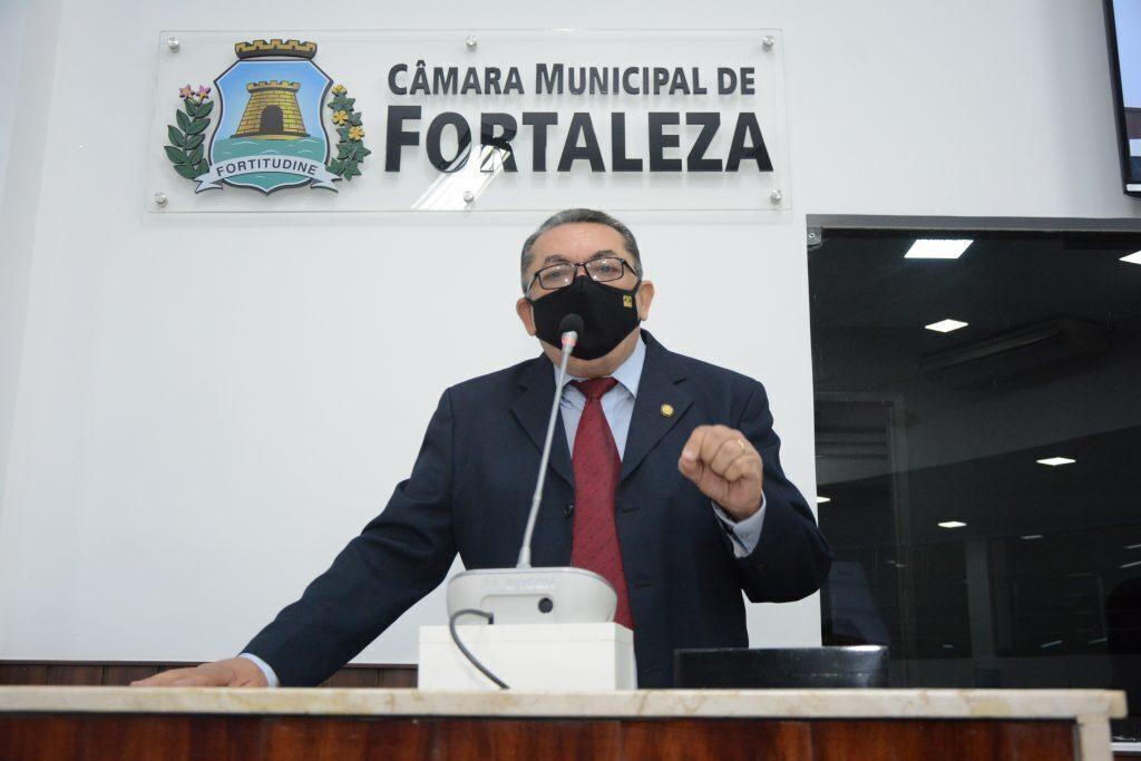 Sessão plenária Vereador Dr. Vicente Data: 25.08.2021 Foto: Érika Fonseca