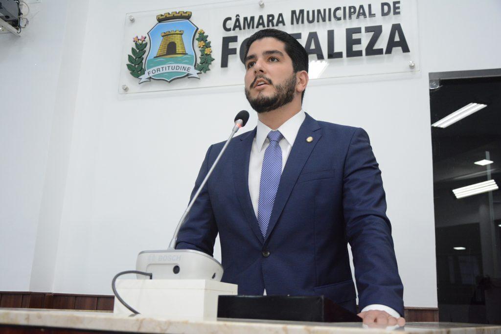 Sessão plenária Vereador Pedro França Data: 26.08.2021 Foto: Érika Fonseca