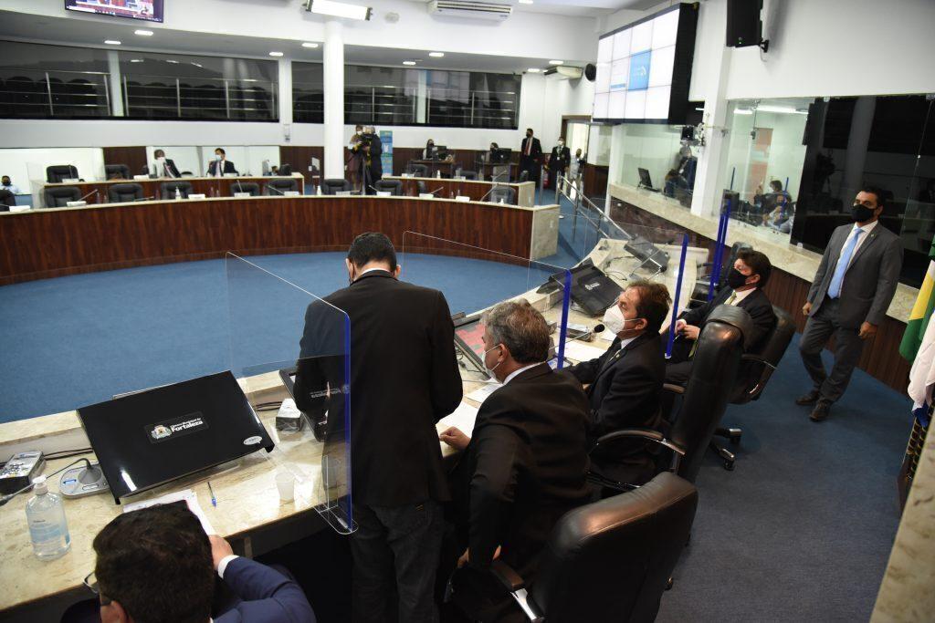 Plenário - Evilázio Bezerra 04/08/2021