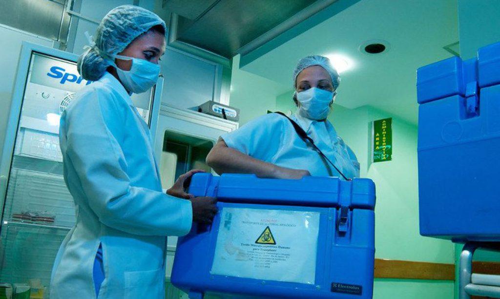 Doação de orgãos - Foto: Divulgação/Ministério da Saúde