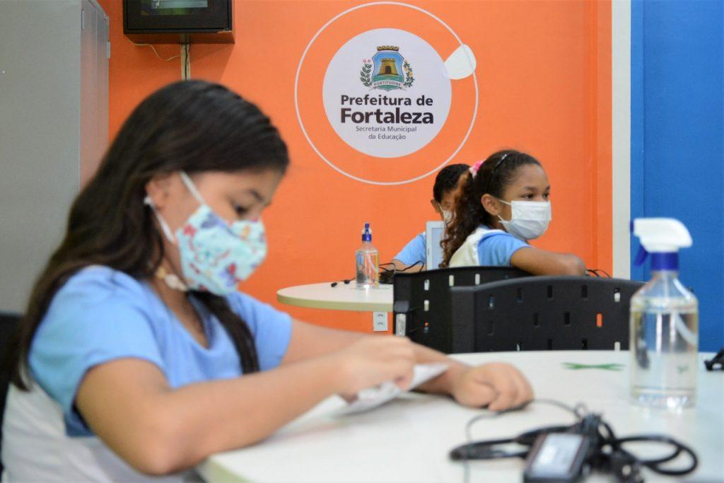 Aulas - Foto: Érika Fonseca
