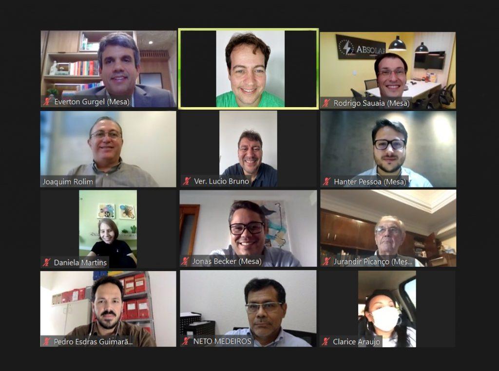 Audiência Pública Energia Solar - Imagem: Érika Foneseca